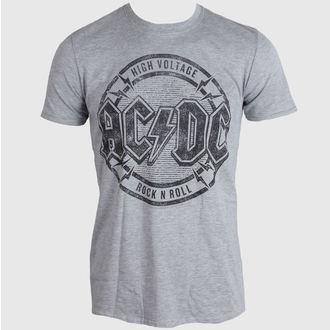 tričko pánske AC/DC - Hv Rock N Roll - LIVE NATION, LIVE NATION, AC-DC