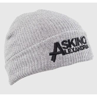 čiapka Asking Alexandria - Logo - Grey - PLASTIC HEAD, PLASTIC HEAD, Asking Alexandria