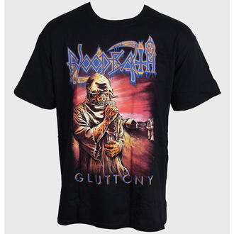tričko pánske Bloodbath - Pulling - Black - OMERCH, OMERCH, Bloodbath