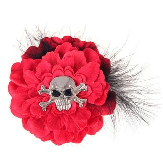 sponka do vlasov Red Skull, NNM
