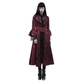 kabát dámsky PUNK RAVE - Ruby Gothic, PUNK RAVE