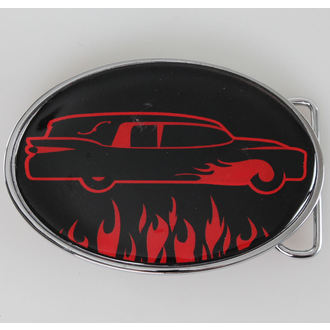 pracka SOURPUSS - Car - Black / Red, SOURPUSS