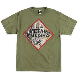 tričko pánske METAL MULISHA - Construct, METAL MULISHA