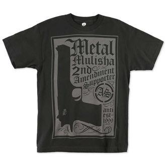 tričko pánske METAL MULISHA - Supporter, METAL MULISHA