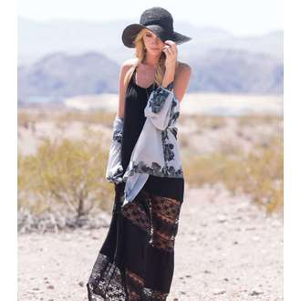 šaty dámske METAL MULISHA - Ceclia, METAL MULISHA
