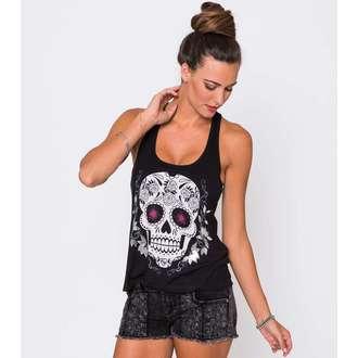 tielko dámske METAL MULISHA - Sugary Skull, METAL MULISHA