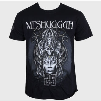 tričko pánske Meshuggah - 25 Years - LIVE NATION, LIVE NATION, Meshuggah