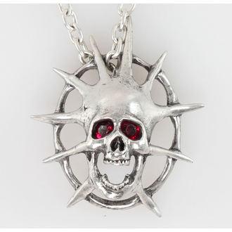 obojok ALCHEMY GOTHIC - Skull, ALCHEMY GOTHIC