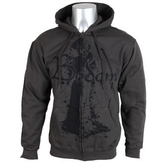 mikina pánska Children Of Bodom - Bodom - Grey - NUCLEAR BLAST, NUCLEAR BLAST, Children of Bodom