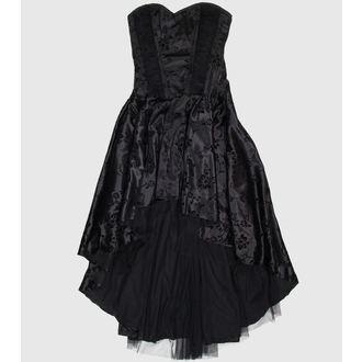 šaty dámske - Black - CHICO-134