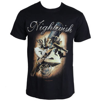 tričko pánske Nightwish - Sextant - BLK - NUCLEAR BLAST, NUCLEAR BLAST, Nightwish