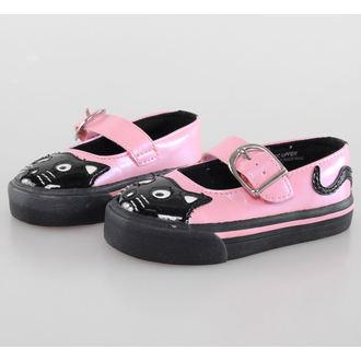 topánky detské TUK- Pink/Black