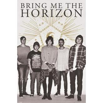 plagát Bring Me The Horizon - Star - PYRAMID POSTERS, PYRAMID POSTERS, Bring Me The Horizon