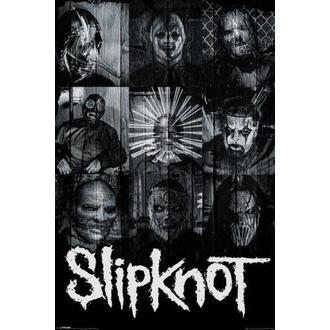 plagát Slipknot - Masks - PYRAMID POSTERS, PYRAMID POSTERS, Slipknot