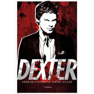 plagát Dexter - PYRAMID POSTERS, PYRAMID POSTERS