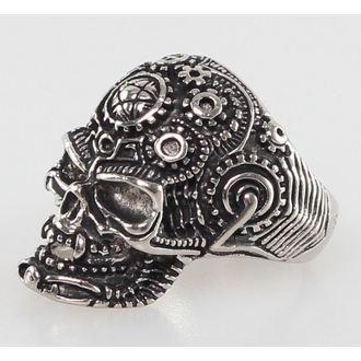 prsteň SKULL - PSY113