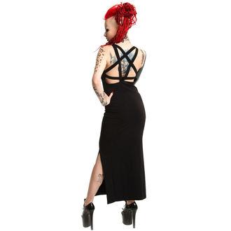 šaty dámske CUPCAKE CULT - Black Cat - Black