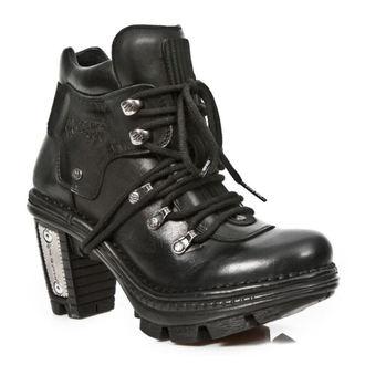 topánky NEW ROCK - Itali Negro - Nomada - Goma, NEW ROCK