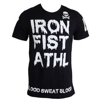 tričko pánske IRON FIST - Blood Drip - Black, IRON FIST