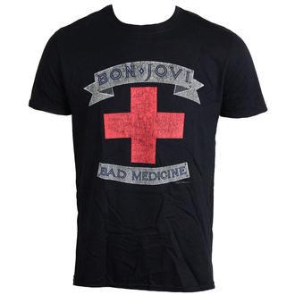 tričko pánske Bon Jovi - Bad Medicine - LIVE NATION, LIVE NATION, Bon Jovi