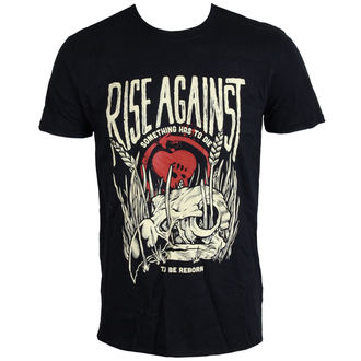 tričko pánske Rise Against - Vulture - BLK - LIVE NATION, LIVE NATION, Rise Against