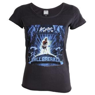 tričko dámske AC/DC - Ballbreaker - Charcoal - AMPLIFIED, AMPLIFIED, AC-DC