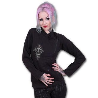 mikina dámska SPIRAL - In Goth We Trust, SPIRAL
