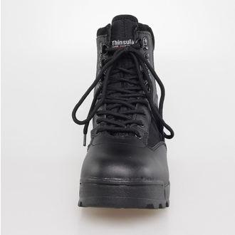 topánky zimný BRANDIT - Zipper Tactical - Black, BRANDIT