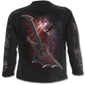 tričko pánske s dlhým rukávom SPIRAL - Stage Hrôza
