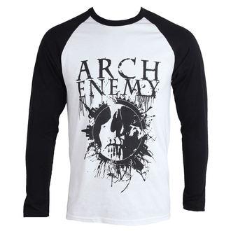 tričko pánske s dlhým rukávom Arch Enemy - Skull Baseball - RAZAMATAZ, RAZAMATAZ, Arch Enemy