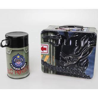 puzdro na desiatu + termohrnček ALIEN, Alien - Vetřelec