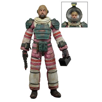figúrka ALIEN - DALLAS - Compression Suit - NECA51380