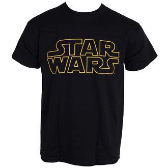 tričko pánske Star Wars - Logo Outline Fotl - LIVE NATION