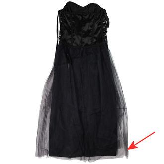 šaty dámske ADERLASS - Black - POŠKODENÉ, ADERLASS