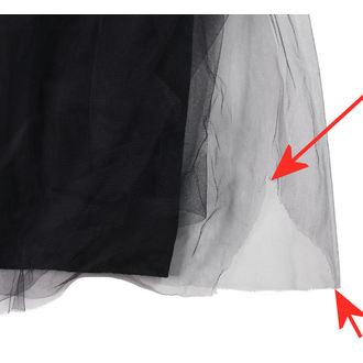 šaty dámske ADERLASS - Black - POŠKODENÉ