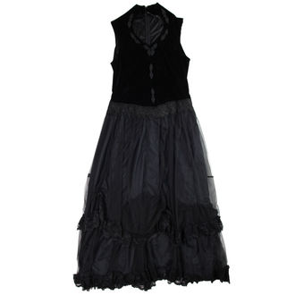 šaty dámske Zoelibat - Black - POŠKODENÉ