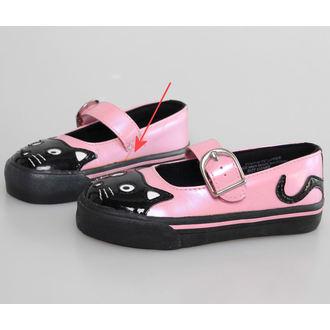topánky detské TUK- Pink/Black - POŠKODENÉ