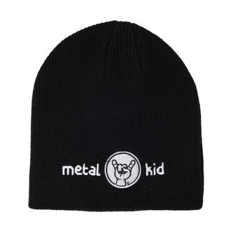 čiapka Metal-Kids - Metal Kid - Black, Metal-Kids