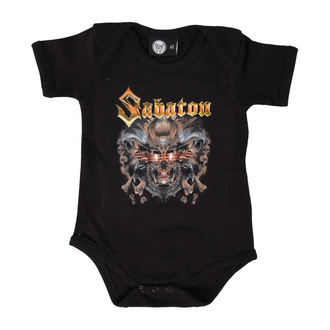 body detské Sabaton - Metalizér - Black - Metal-Kids, Metal-Kids, Sabaton