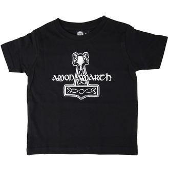 tričko detské Amon Amarth - Hammer - Black - Metal-Kids, Metal-Kids, Amon Amarth