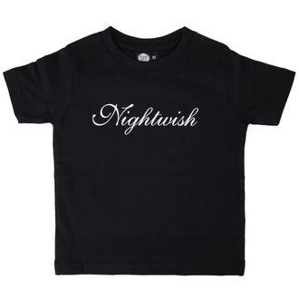 tričko detské Nightwish - Logo - Black - Metal-Kids, Metal-Kids, Nightwish