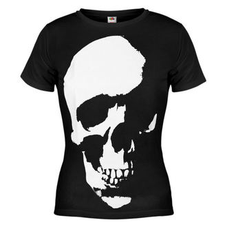 tričko dámske AMENQUEEN OF DARKNESS - Skull - BLK, AMENOMEN