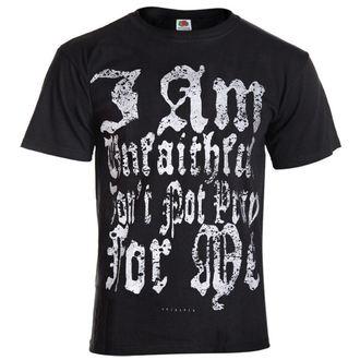 tričko pánske AMENQUEEN OF DARKNESS - I Am Unfaithful - BLK - KOMEN006