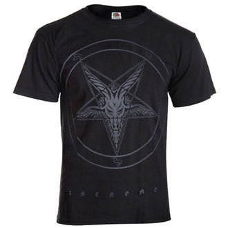 tričko pánske AMENQUEEN OF DARKNESS - Goat - BLK - KOMEN001