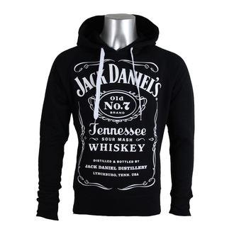 mikina pánska Jack Daniels - Black, JACK DANIELS
