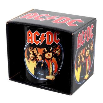 hrnček AC/DC - Devil Agus - ROCK OFF, ROCK OFF, AC-DC