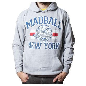 mikina pánska Madball - Giants - BUCKANEER - Grey, Buckaneer, Madball