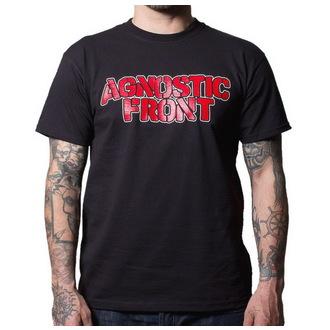 tričko pánske Agnostic Front - Never Walk Alone - BUCKANEER - Black, Buckaneer, Agnostic Front