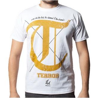 tričko pánske Terror - Damned - BUCKANEER - White, Buckaneer, Terror