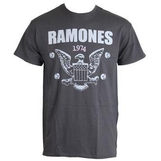tričko pánske Ramones - 1974 Eagle - ROCK OFF, ROCK OFF, Ramones